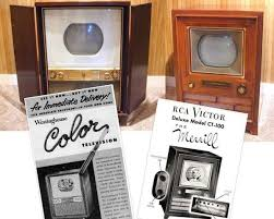 Flashback 1954: Color TV for Sale | Sound \u0026 Vision