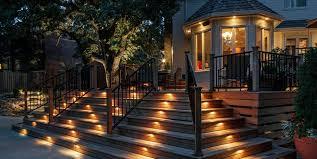 deck lighting ideas. Deck Lighting, Step Lights McKay Landscape Lighting Omaha, NE Ideas C