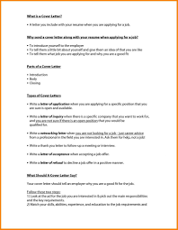 What To Say In A Cover Letter Find Your Sample Resume