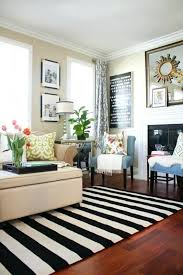 gray and white striped rug living room inspiration black carpet living room living room white living