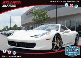 Come test drive a ferrari today! Used 2014 Ferrari 458 Spider For Sale 195 999 Gravity Autos Stock 202396