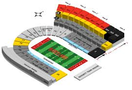 William And Mary Football Stadium Seating Chart Maryland Terrapins 2012 Football Schedule
