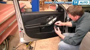 how to install replace front inside door panel chevy bu 04 08 how to install replace front inside door panel chevy bu 04 08 1aauto com