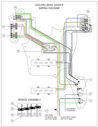 fender jaguar wiring schematic talkbass com