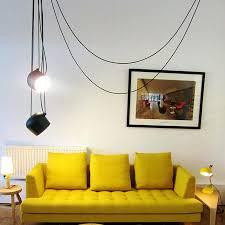 hanging lights living room modern long cord pendant lights living room hanging lamp white black iron hanging lights