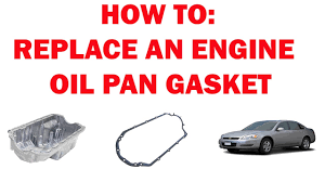 Engine oil pan gasket Replacement - (Impala 2006-2016) - YouTube