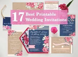 diy wedding invitation template. wedding invitation cards diy templates combined with various colors to modify your template t