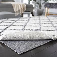 safavieh hard surface and carpet rug pad 12 x 15 pad130 1215