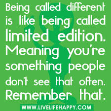 Quotes About Being Different Best 48 Famous Being Different Quotes And Sayings