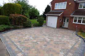 block paving driveway. Simple Block New Block Paving Driveway In Redditch Throughout A