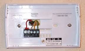 wire honeywell thermostat wiring diagram image wiring diagram for thermostat honeywell jodebal com on 2 wire honeywell thermostat wiring diagram