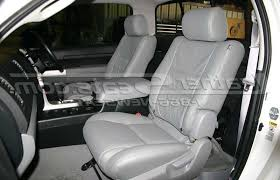 2010 toyota tundra seat covers awesome toyota tundra leather interiors