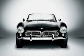 BMW Convertible bmw retro car : BMW 507 : 1956 | Cartype