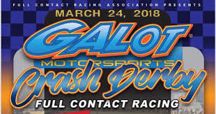 fcra crash derby at galot motorsports park