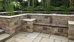 pangbourne sunken patio design