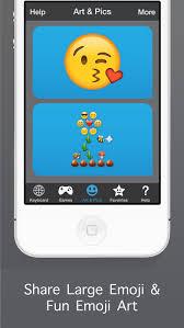Emoji Art App Emoji Keyboard 2 Extra Animated Emojis Icons New Emoticons
