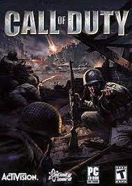 Call Of Duty Video Game Wikipedia