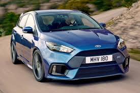 2017 Ford Focus RS Pricing - For Sale | Edmunds