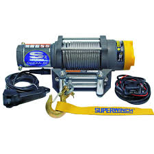 superwinch terra series 45 12 volt atv winch with 4 way roller Electric Winch Wiring Diagram at Superwinch Lt 2500 Wiring Diagram