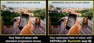 A Comparison Of Traditional Progressive Lenses Versus Hoya