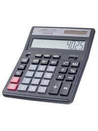 <b>Калькулятор</b> бухгалтерский, <b>PFA4025</b>,12-разрядный, черный ...