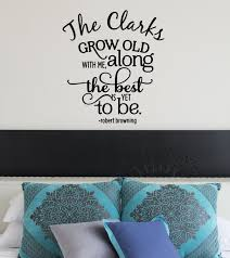 Small Picture Family Wall Decal by Decor Designs Decals Grow Old Family Quote