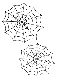 Spider Pattern Printable Spider Web Template Magdalene Project Org