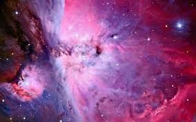Pink Galaxy Wallpaper Desktop Hd