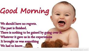 Good Morning Baby Quotes Best of Kids Baby Smile Good Morning Greetingsgoodmorningquotes