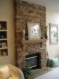 air stone fireplace surround home design ideas