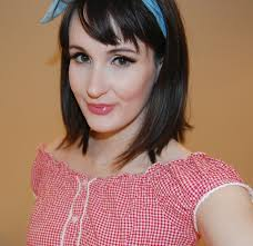 daytime pin up makeup