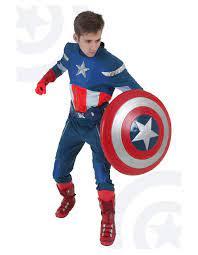 captain america costumes kids