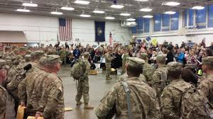 pennsylvania army pennsylvanias 252nd engineers return home attend yellow ribbon