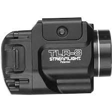 Tlr Weapon Light Details About Streamlight Tlr 8 Tactical Weapon Light Laser 500 Lumens Black Finish 69410