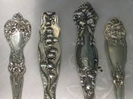 antique flatware patterns lovetoknow