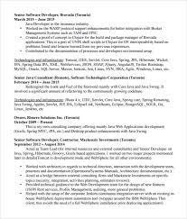 java developer resume template    download documents in pdf   psd    java developer resume example