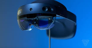 Microsoft's HoloLens 2: a $3500 mixed reality headset for the factory ...