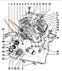 similiar 2001 vw beetle parts diagram keywords alf showing > 2001 volkswagen beetle engine diagram