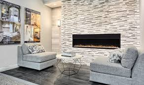 living room wall tile idea