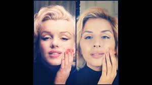 marilyn monroe makeup tutorial this is a re edit for the you generation peion tyg audition