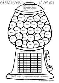 Color By Number First Grade Rst Grade Coloring Pages For Color By