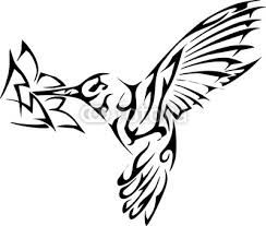 Fototapeta Tribal Tetování Dekorace A Zvířata Plný A část Těla