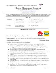 itil expert   linkedinresume ranjan it operations service delivery management  itil expert   rd dec