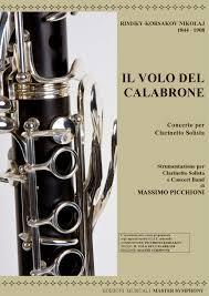 IL VOLO DEL CALABRONE - Edizioni Musicali Allemanda e Master Symphony