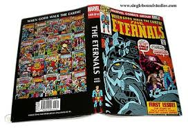 The entire jack kirby run is reprinted in the eternals omnibus. Jack Kirby The Eternals Omnibus Hardcover 455299284