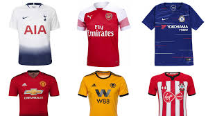 Best Cricket Jersey Designs 2018 Premier League Kits 2018 19 Ranked From Worst To Best