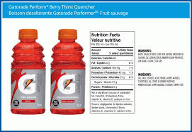 how to lose weight fast in 5 simple steps gatorade nutrition facts for gatorade food label