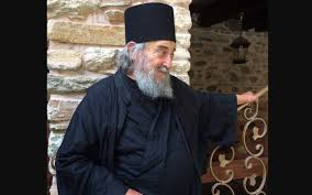 Αποτέλεσμα εικόνας για Γέροντας Γρηγόριος ,Καθηγούμενος Ι.Μ.Δοχειαρίου Αγίου όρους