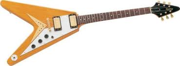 guitar fretboard mag the epiphone korina flying v 1958 has like its sake a body made from korina a brand for limba a wood similar characteristics to mahogany