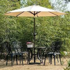 9 ft patio umbrella replacement canopy